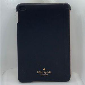 kate spade Accessories - kate spade iPad 4 Rose Gold Mini Case